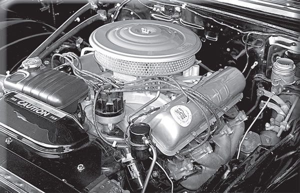 The 1960 352 High Performance V-8 was the fi rst so-called Super Stock engine offering in the 1960s. What exactly did it mean?