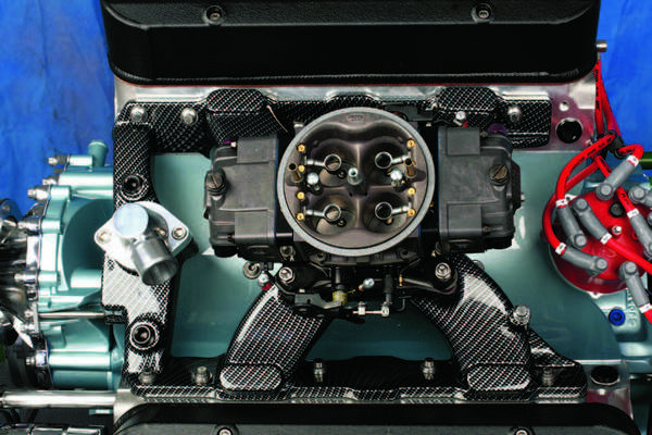 When you're checking and adjusting the carburetor on the engine, never hold any small items in your hands such as screws, nuts, etc. This will help you to avoid dropping foreign objects into the carb.