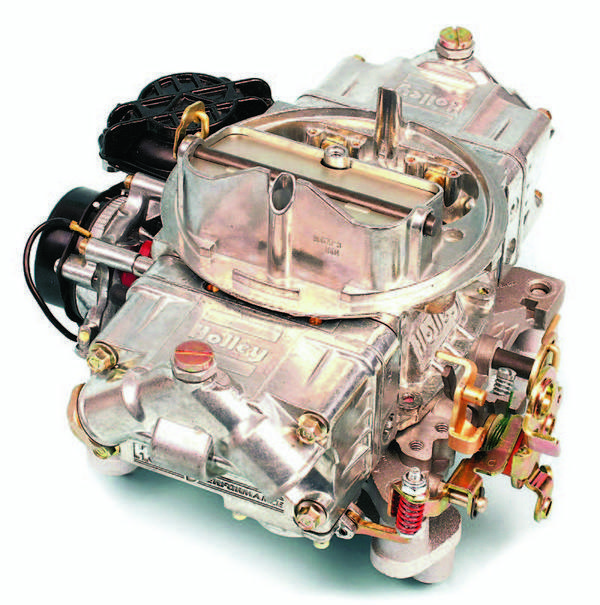 Holley's Avenger series of carburetors are available in CFM sizes ranging from 470 to 870. These are ideal street carbs, featuring vacuum secondary operation and electric chokes.