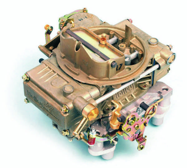 The ever-popular 600-cfm 4160 (PN 1850) carbs have vacuum secondary operation and single fuel-inlet design, ideal for either singleor dual-carb installations.
