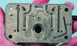 Metering blocks have numerous small orifices. In addition to solvent cleaning, run a small-diameter wire through each hole and follow with compressed air.